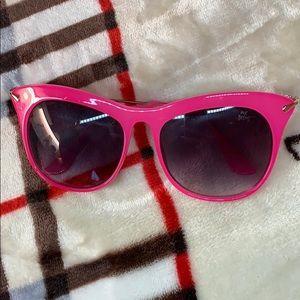 Betsey Johnson sun glasses